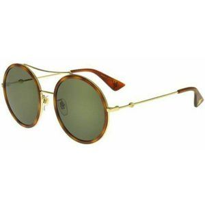 Gucci Round Style Green Polarized Lens